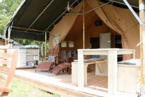 Les 3 Cantons via Glampotent Holidays - Glamping.nl