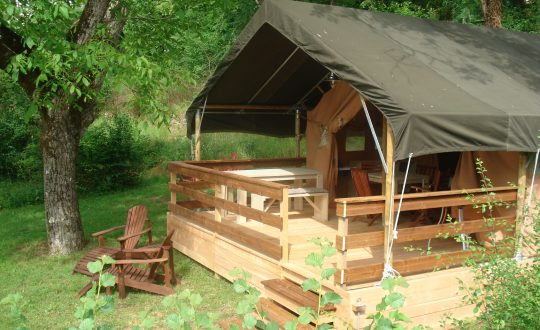 Les Tailladis via Glampotent Holidays - Glamping.nl