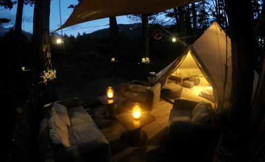 Jungle Lodge King Size - Glamping.nl