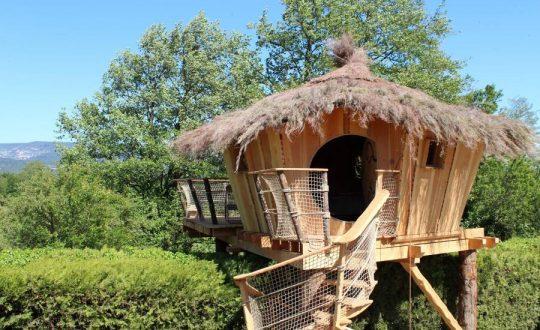 La Cabane aux Oiseaux - Glamping.nl