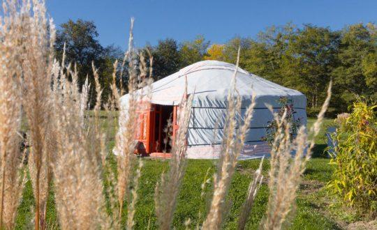 Yurt in Aquitaine - Glamping.nl