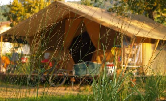 La Tente Canadienne - Glamping.nl