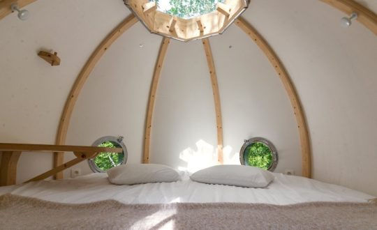Cocoon Lovers - Glamping.nl