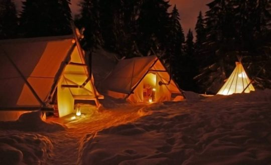 Lodge Zaltana - Glamping.nl