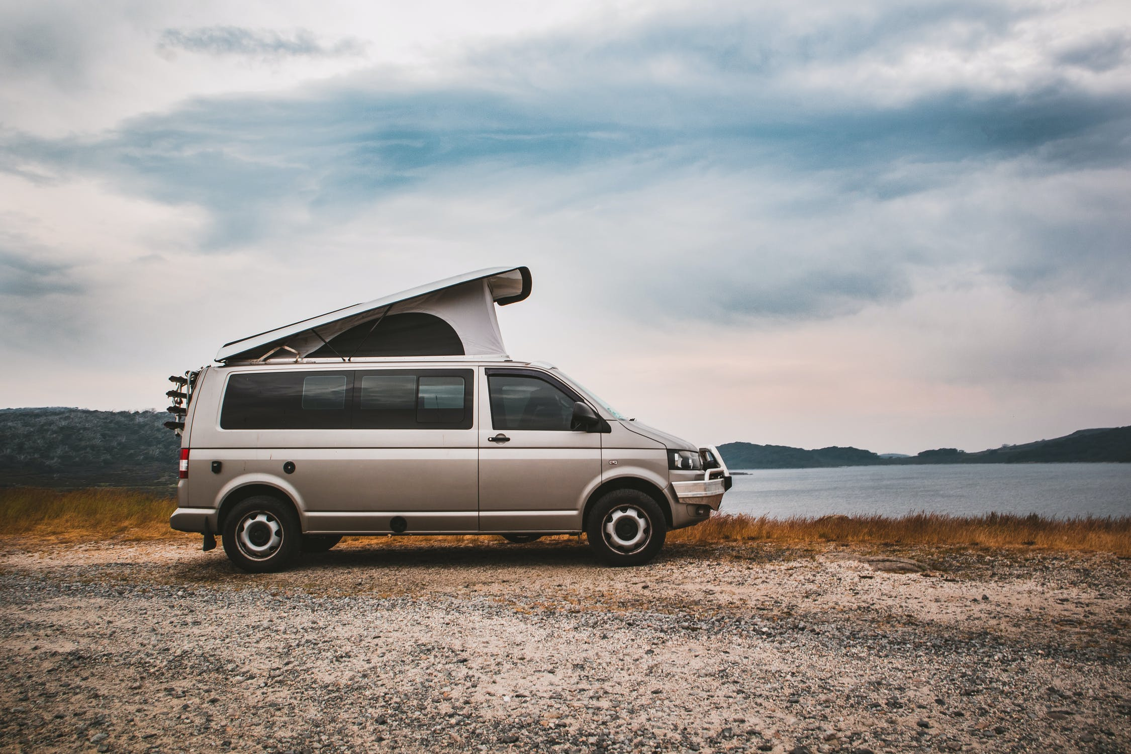 Luxe campers