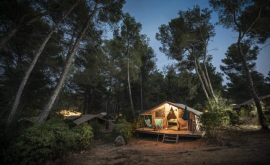 Huttopia Fontvieille - Glamping.nl