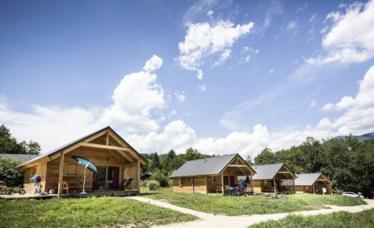 Huttopia Lac d'Aiguebelette - Glamping.nl