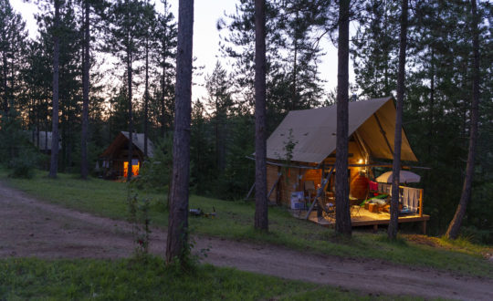 Huttopia Lanmary - Glamping.nl