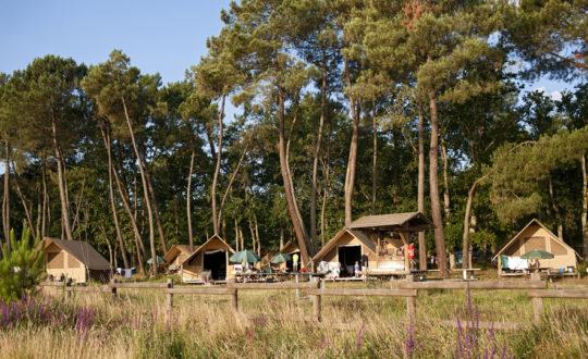 Huttopia Lac de Rillé - Glamping.nl