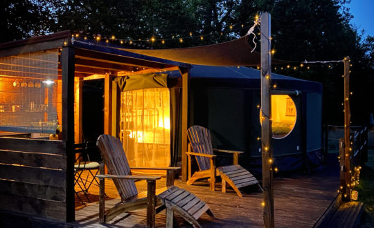 Le Ranch - Glamping.nl