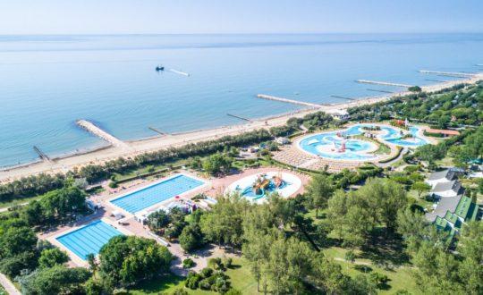 Camping Pra'delle Torri: genieten van waterpret aan de Adriatische Kust