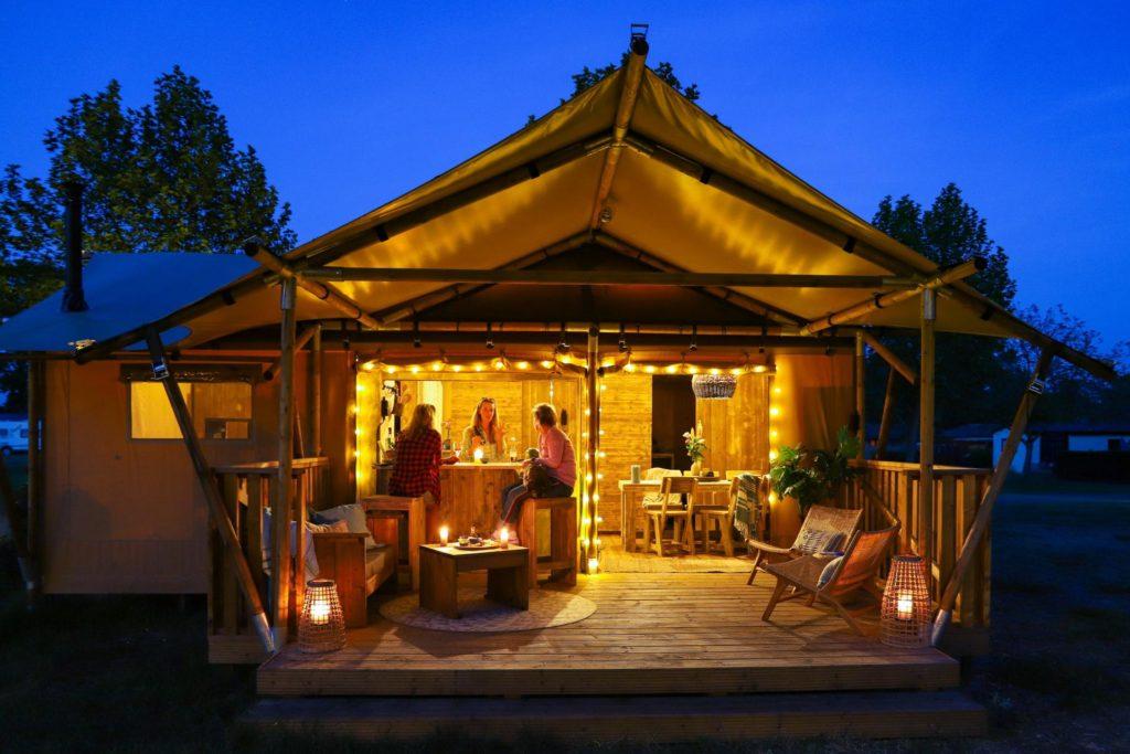Vier luxe vakantie bij Papillon Country Resort