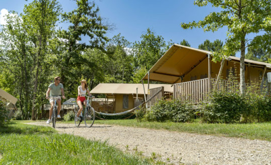 Sandaya Le Grand Dague - Glamping.nl