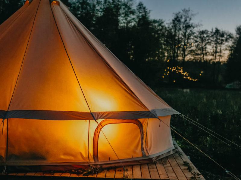 Glamp Outdoor Camp Loosdrecht