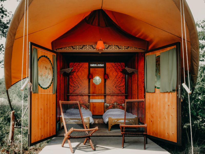 Aanbieder - Glamp Outdoor Camp Appeltern