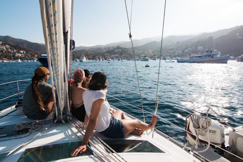 Zorgeloos genieten op zee