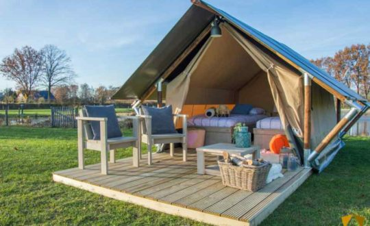 Break Out Grunopark - Glamping.nl