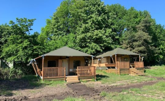 Glamping naast de Eemhof - Glamping.nl