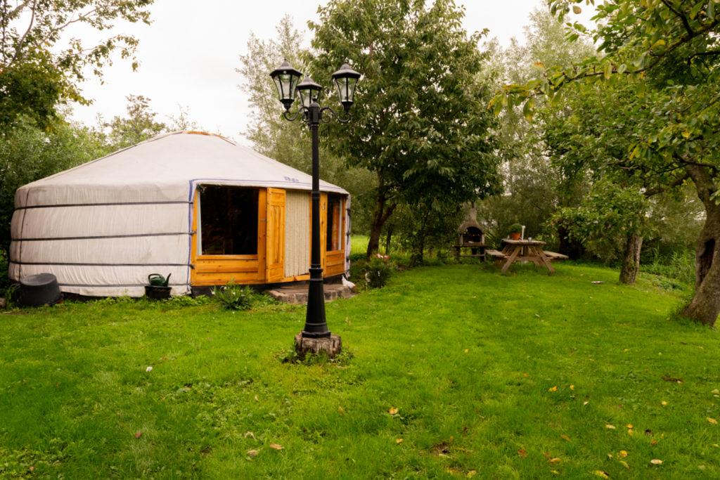 Glampings via Campspace