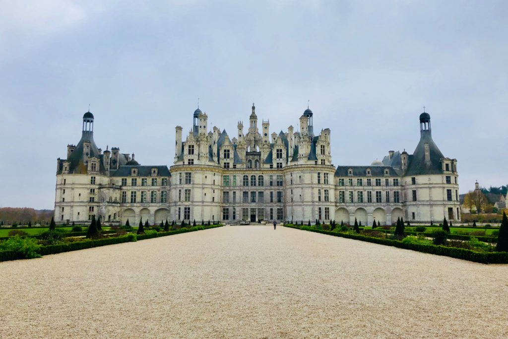 Prachtige kastelen in de Loire
