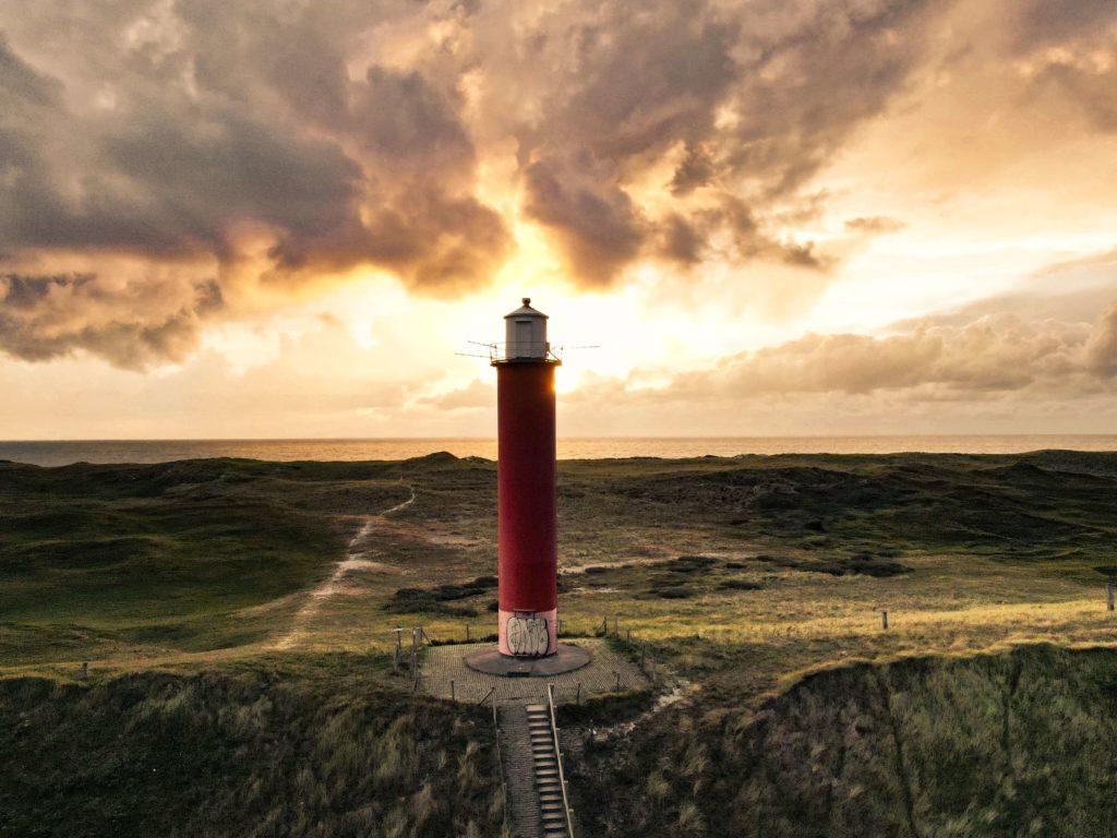 Strandvakantie in de kop van Noord-Holland