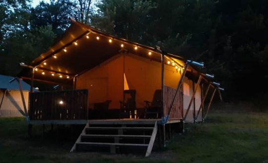 Pittoresque - Glamping.nl