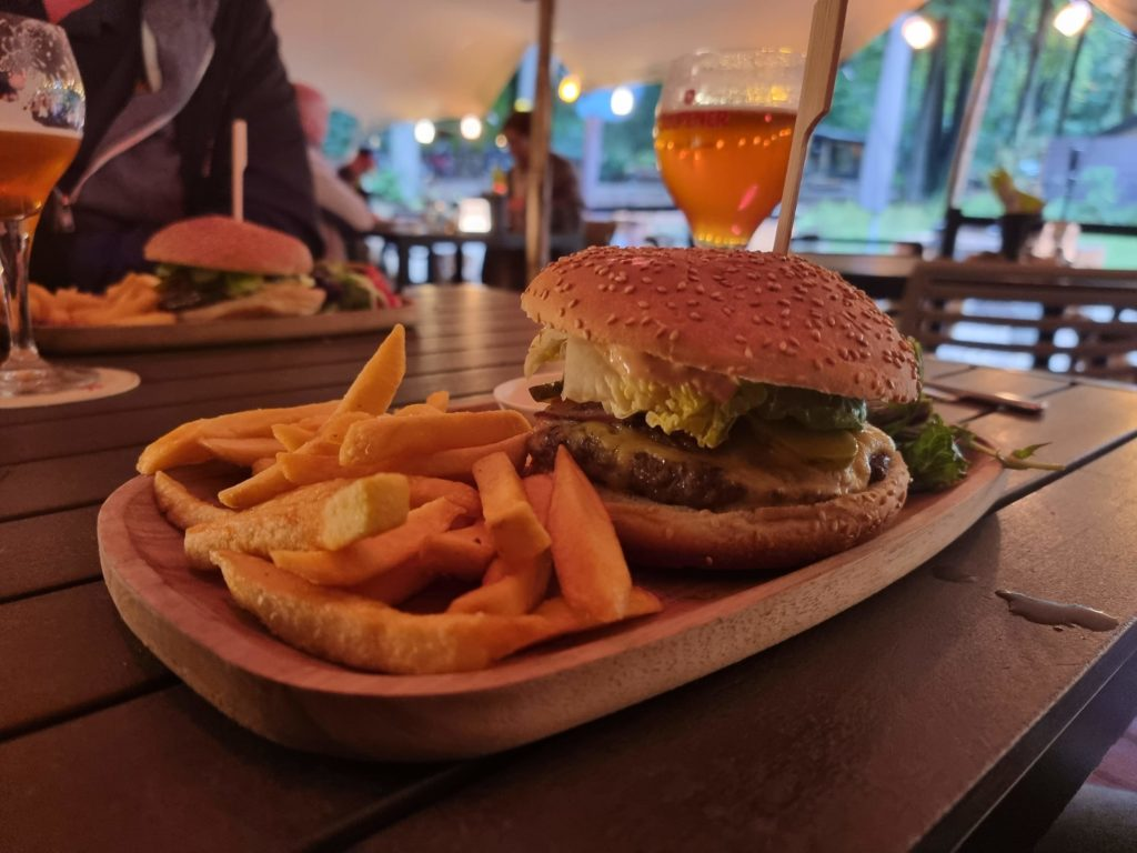 Restaurant Woodz Buitenplaats Beekhuizen