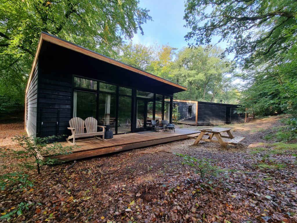 Forest Cabin op Buitenplaats Beekhuizen